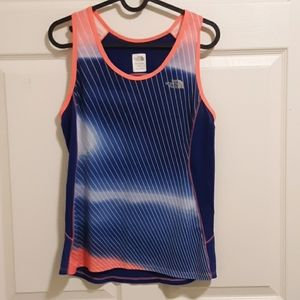 North face exercise tank top